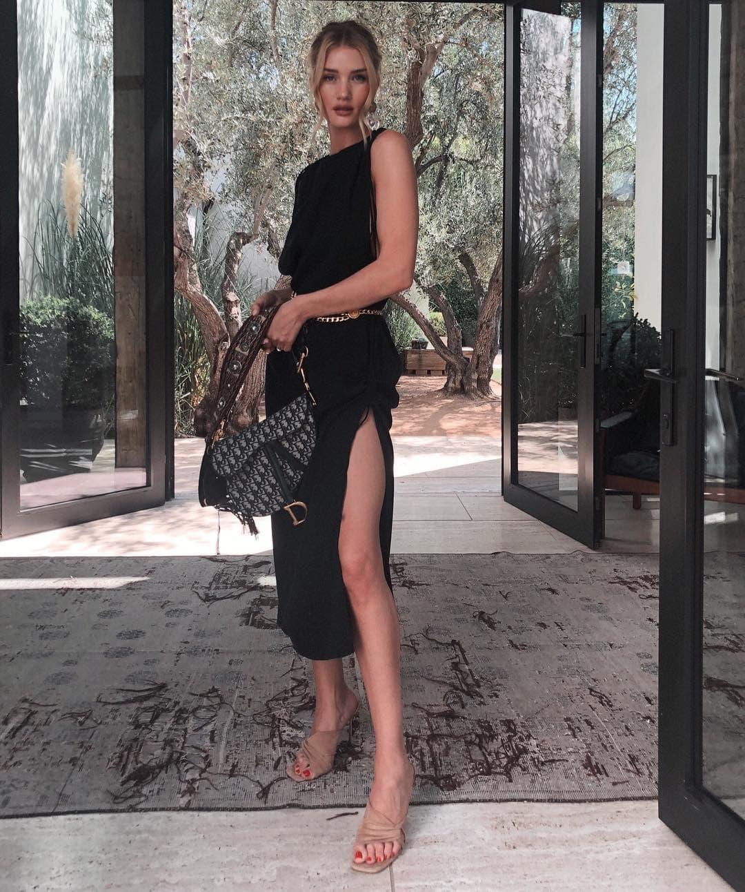 Những chiếc túi đáng ham muốn của vợ 'người vận chuyển' Jason Stathamp - 11