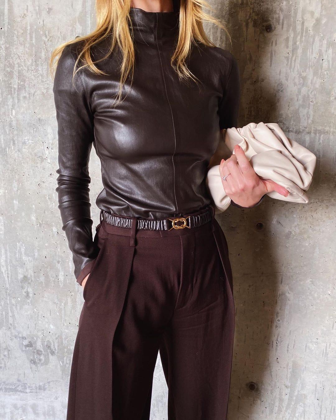 Những chiếc túi đáng ham muốn của vợ 'người vận chuyển' Jason Stathamp - 10