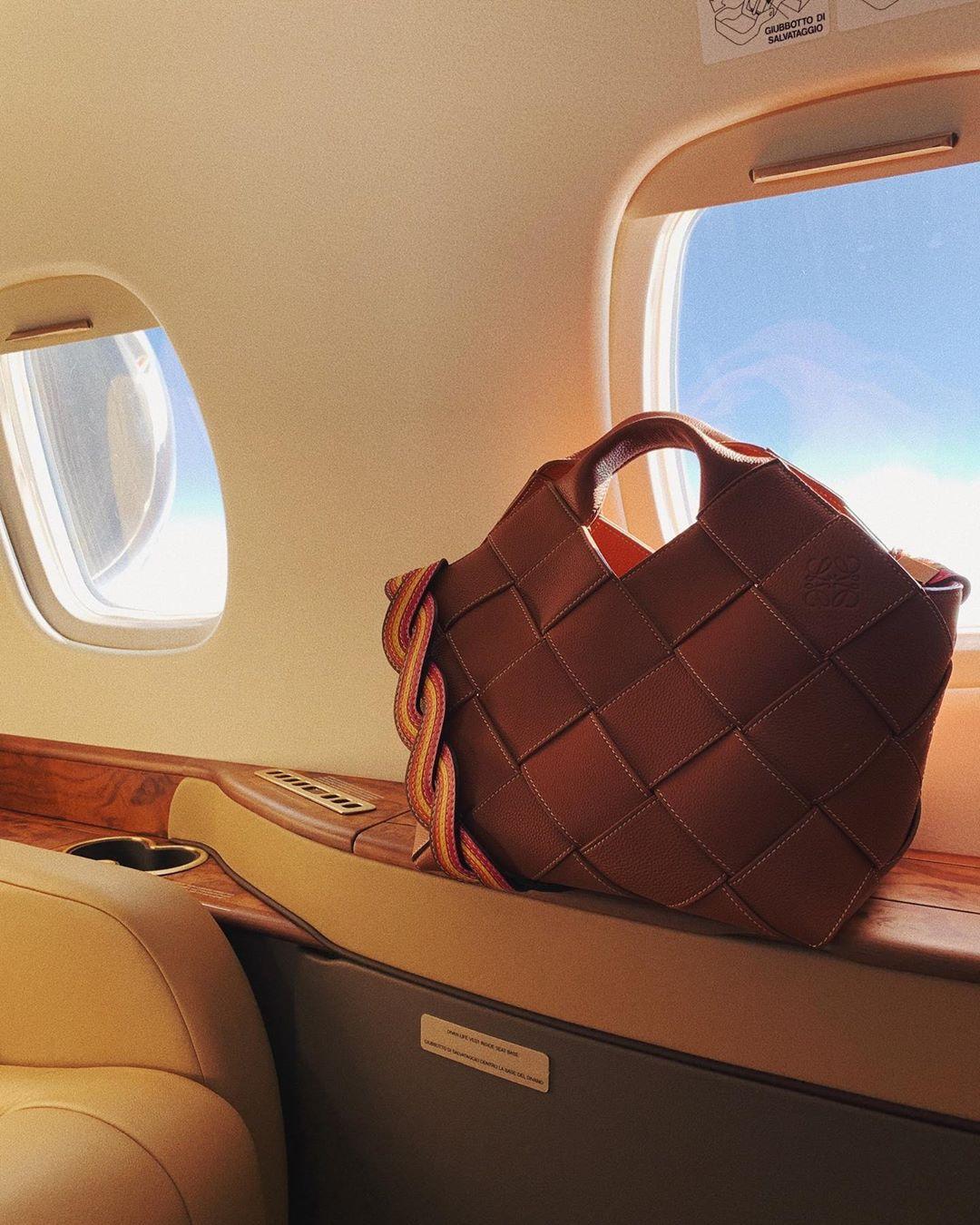 Những chiếc túi đáng ham muốn của vợ 'người vận chuyển' Jason Stathamp - 13