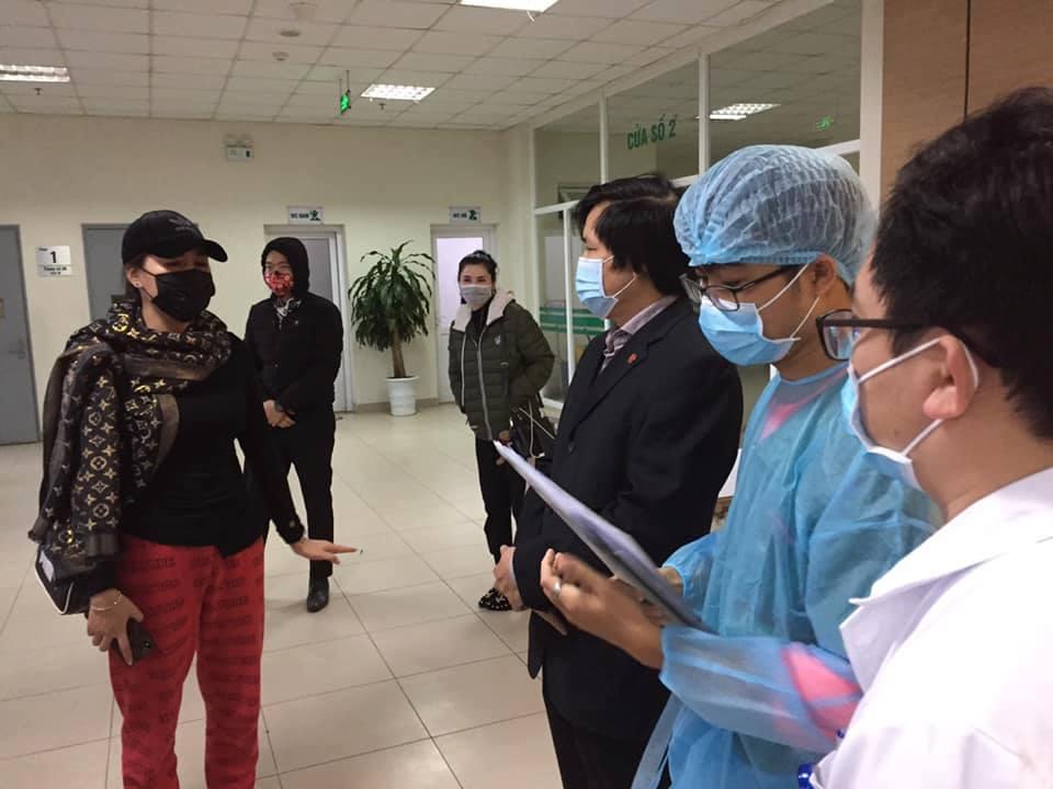 Công bố ca thứ 9 nhiễm virus Corona tại Việt Nam - 1