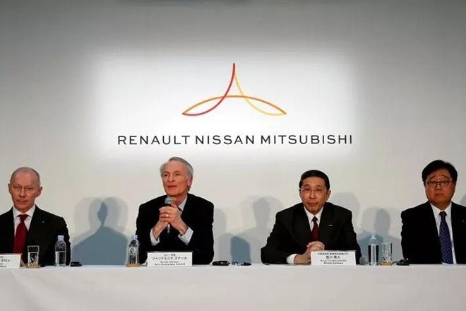 Liên minh Renault-Nissan-Mitsubishi công bố định hướng phát triển trong tương lai