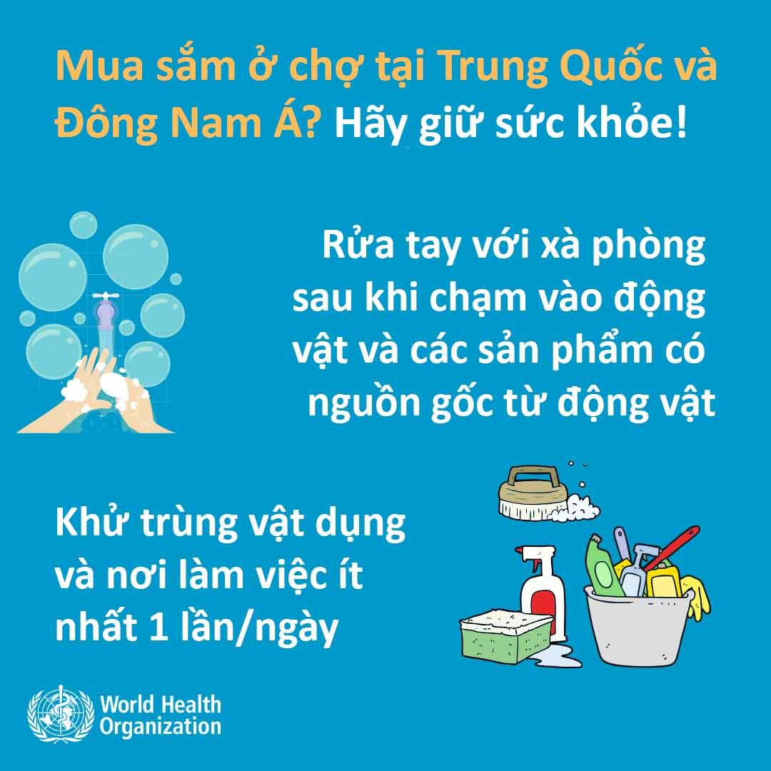 Khuyến nghị chính thức của WHO về cách phòng tránh lây nhiễm virus Corona - 10