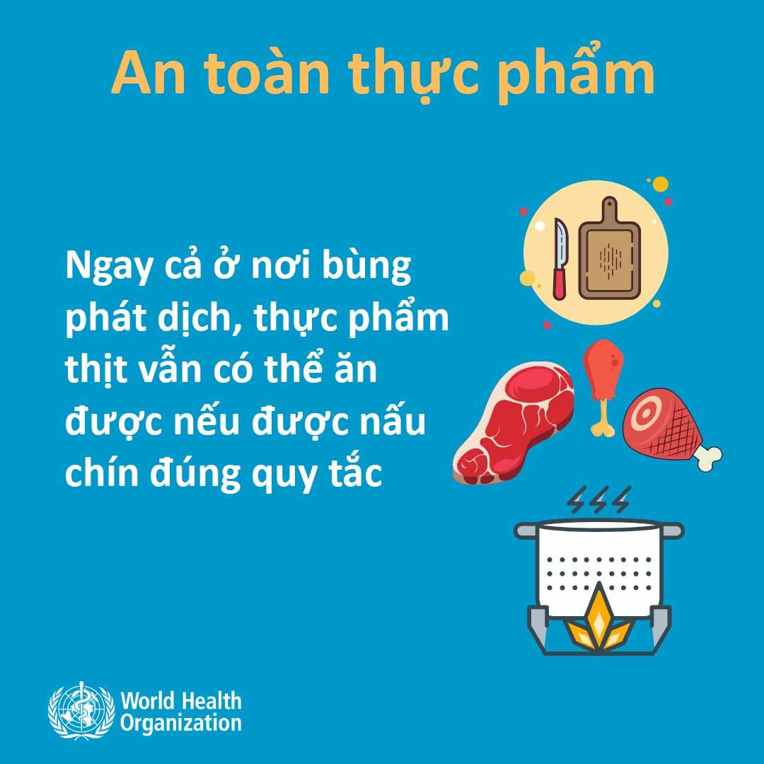 Khuyến nghị chính thức của WHO về cách phòng tránh lây nhiễm virus Corona - 7
