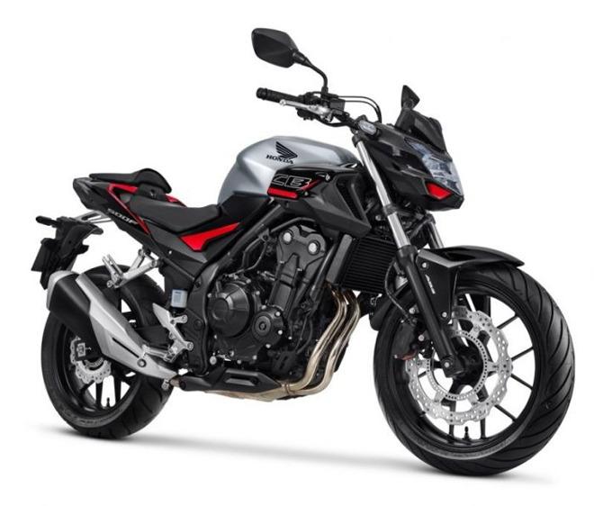 Honda CB500F 2020 ra mắt công chúng, màu sắc rực rỡ hơn - 3