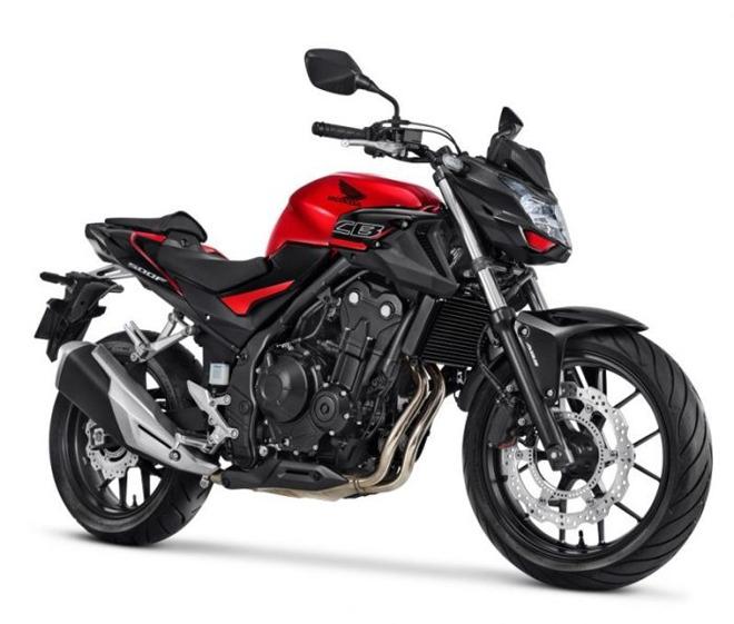 Honda CB500F 2020 ra mắt công chúng, màu sắc rực rỡ hơn - 1