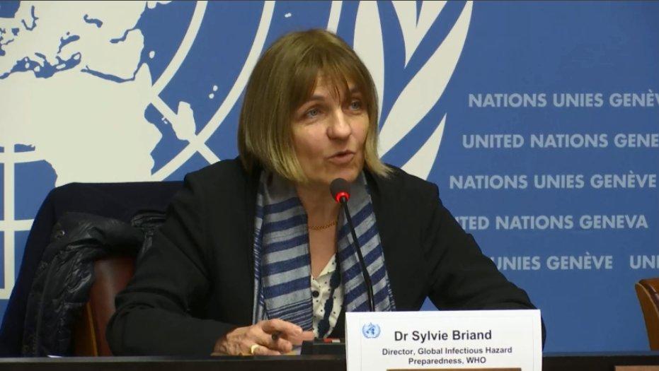 WHO: Virus Corona chưa phải là đại dịch toàn cầu