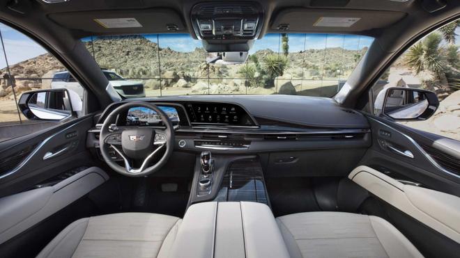 Cadillac giới thiệu dòng SUV cỡ lớn Escalade thế hệ mới tại Mỹ - 8