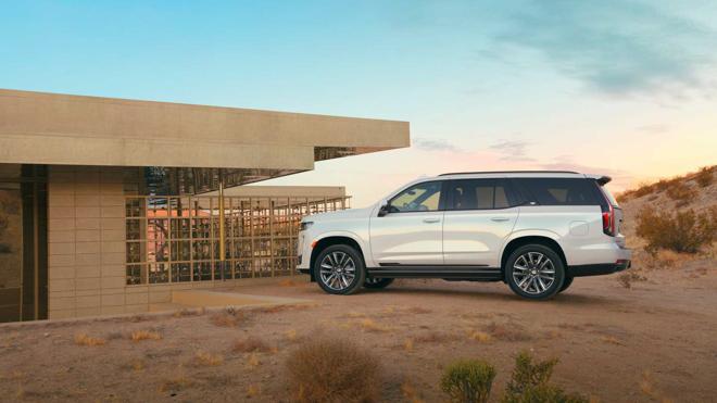 Cadillac giới thiệu dòng SUV cỡ lớn Escalade thế hệ mới tại Mỹ - 7
