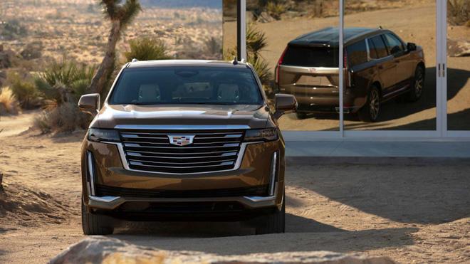 Cadillac giới thiệu dòng SUV cỡ lớn Escalade thế hệ mới tại Mỹ - 3