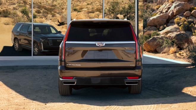 Cadillac giới thiệu dòng SUV cỡ lớn Escalade thế hệ mới tại Mỹ - 5