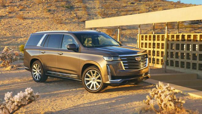Cadillac giới thiệu dòng SUV cỡ lớn Escalade thế hệ mới tại Mỹ - 4