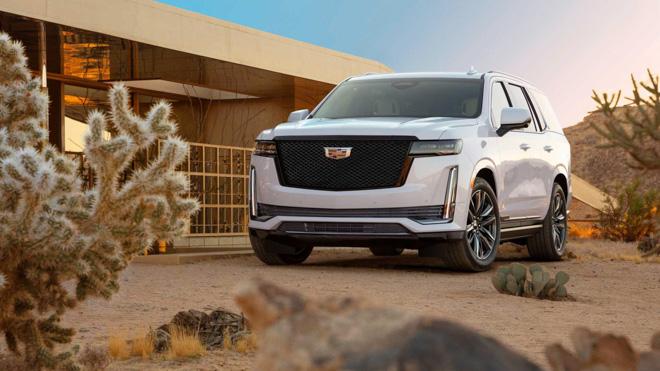 Cadillac giới thiệu dòng SUV cỡ lớn Escalade thế hệ mới tại Mỹ - 6
