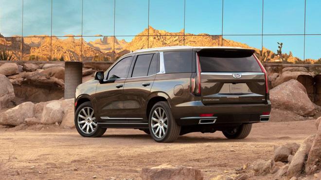 Cadillac giới thiệu dòng SUV cỡ lớn Escalade thế hệ mới tại Mỹ - 2