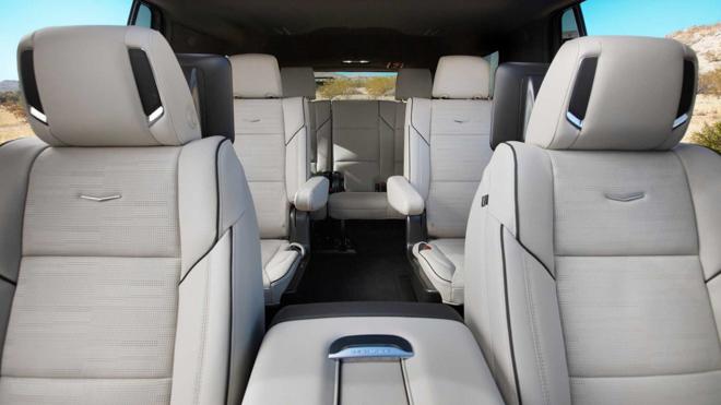 Cadillac giới thiệu dòng SUV cỡ lớn Escalade thế hệ mới tại Mỹ - 12