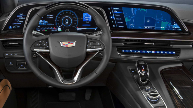 Cadillac giới thiệu dòng SUV cỡ lớn Escalade thế hệ mới tại Mỹ - 10