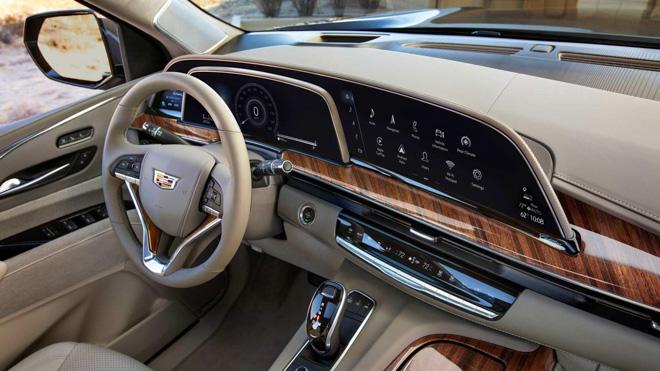 Cadillac giới thiệu dòng SUV cỡ lớn Escalade thế hệ mới tại Mỹ - 9