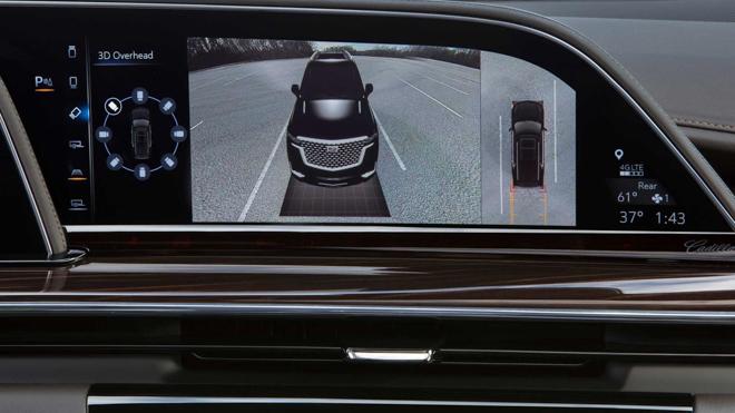 Cadillac giới thiệu dòng SUV cỡ lớn Escalade thế hệ mới tại Mỹ - 15