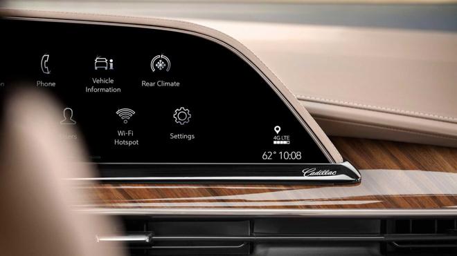 Cadillac giới thiệu dòng SUV cỡ lớn Escalade thế hệ mới tại Mỹ - 11