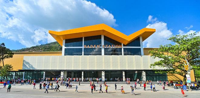 Cận cảnh 'Nhà ga cáp treo lớn nhất thế giới' tại Tây Ninh - 2