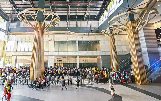 Cận cảnh 'Nhà ga cáp treo lớn nhất thế giới' tại Tây Ninh - 3