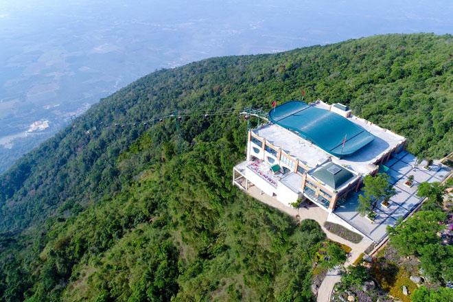 Cận cảnh 'Nhà ga cáp treo lớn nhất thế giới' tại Tây Ninh - 5