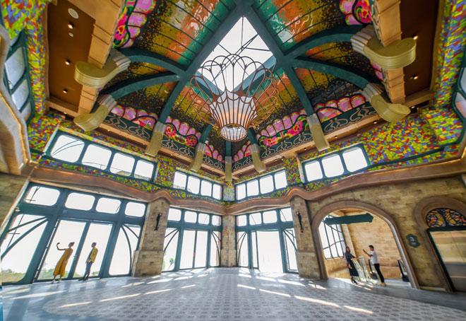 Cận cảnh 'Nhà ga cáp treo lớn nhất thế giới' tại Tây Ninh - 7