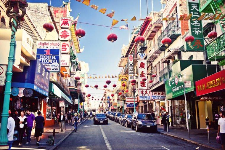 Những khu phố đậm chất Trung Hoa trên đất Mỹ - 1