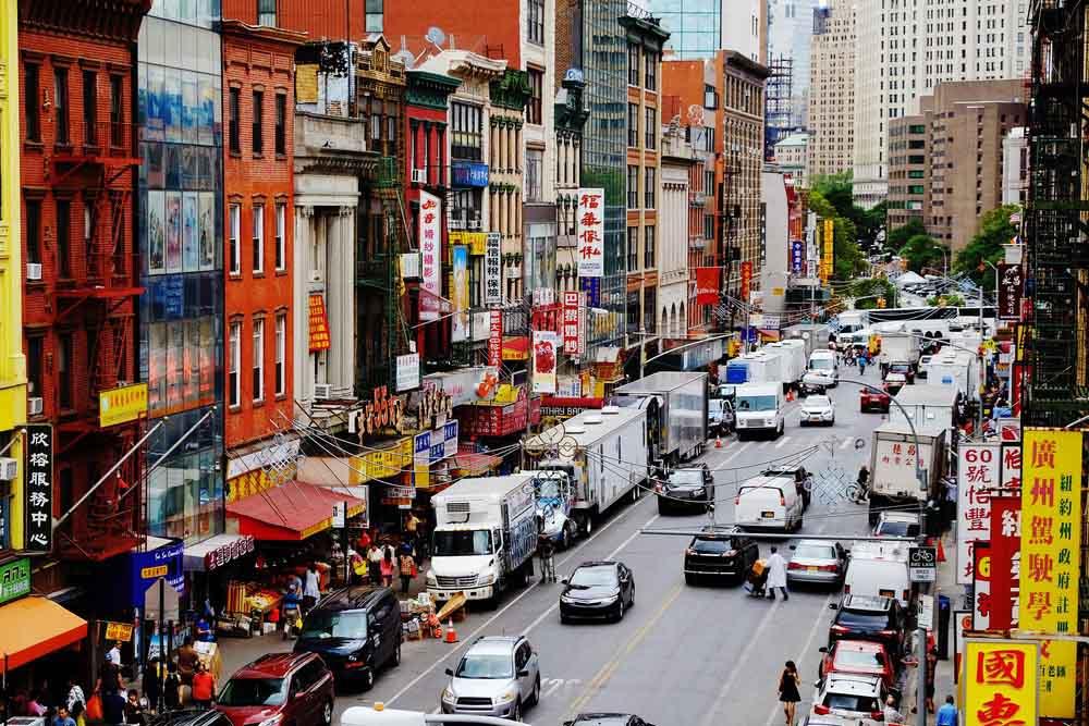 Những khu phố đậm chất Trung Hoa trên đất Mỹ - 2