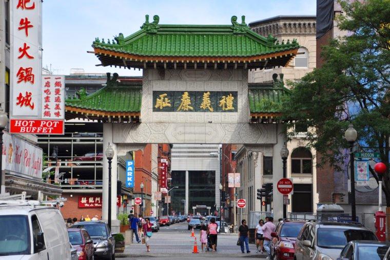 Những khu phố đậm chất Trung Hoa trên đất Mỹ - 7