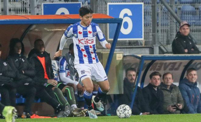 Văn Hậu bất ngờ đá trọn 90 phút ở Hà Lan: Đội nhà đại thắng
