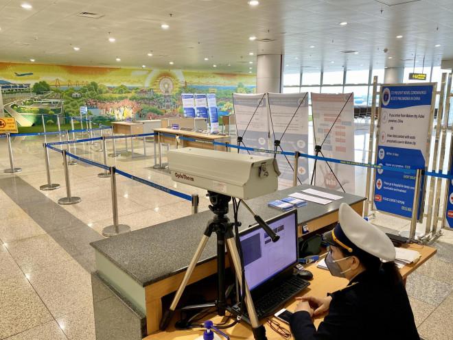 3 sân bay nào đón người Việt từ vùng dịch Trung Quốc về nước?