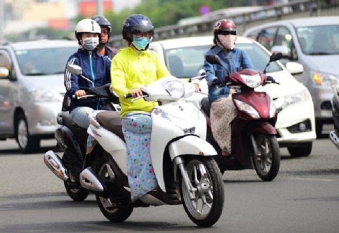 Lưu ý khi đi xe máy giữa dịch virus Corona - 3