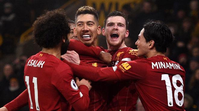 Liverpool hùng mạnh vẫn khó bất bại cả mùa như Arsenal?