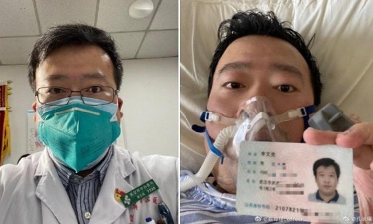 Bác sĩ đầu tiên cảnh báo về virus Corona đã qua đời - 1
