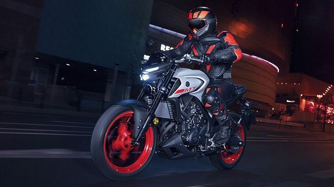 """Yamaha MT-03 định ngày ra mắt tại Đông Nam Á: giá cũng sẽ """"mềm"""" - 2"""