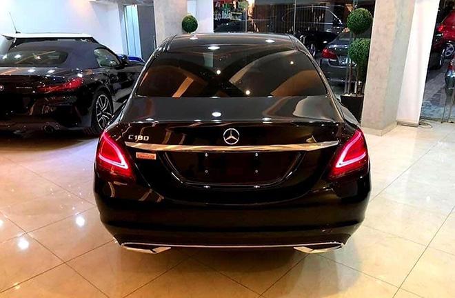 Mercedes-Benz C180 sắp ra mắt thị trường Việt Nam, giá bán dự kiến 1,3 tỷ đồng - 3