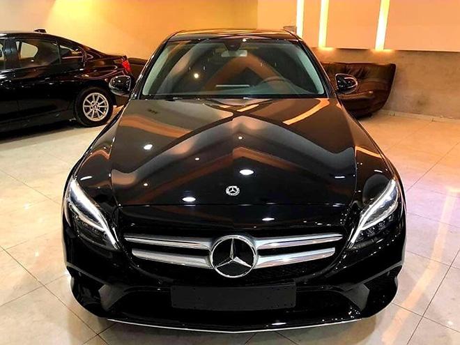 Mercedes-Benz C180 sắp ra mắt thị trường Việt Nam, giá bán dự kiến 1,3 tỷ đồng - 1