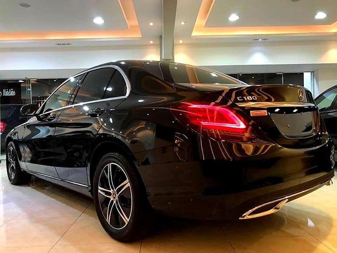 Mercedes-Benz C180 sắp ra mắt thị trường Việt Nam, giá bán dự kiến 1,3 tỷ đồng - 4