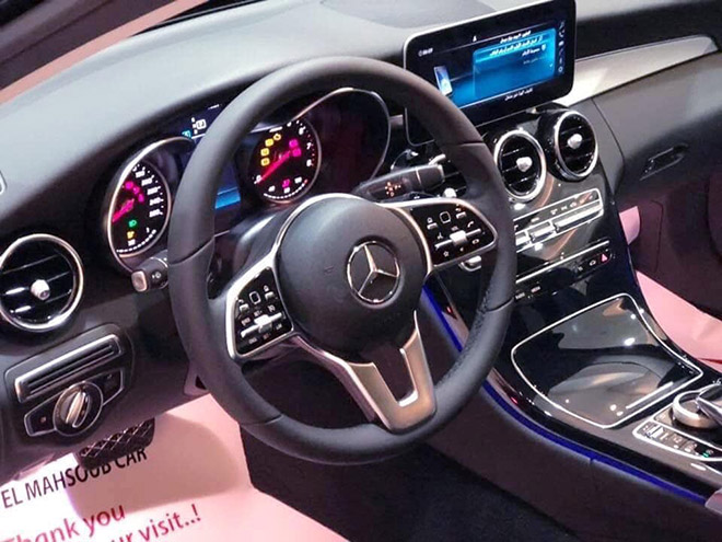 Mercedes-Benz C180 sắp ra mắt thị trường Việt Nam, giá bán dự kiến 1,3 tỷ đồng - 6