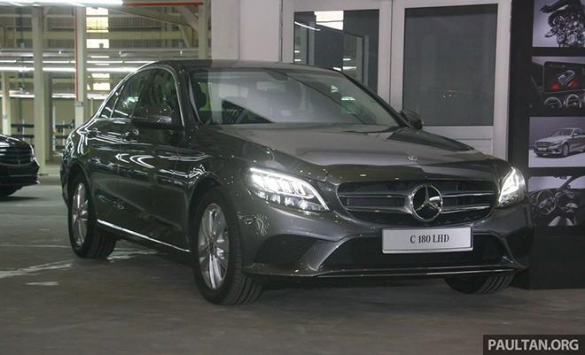Mercedes-Benz C180 sắp ra mắt thị trường Việt Nam, giá bán dự kiến 1,3 tỷ đồng - 7