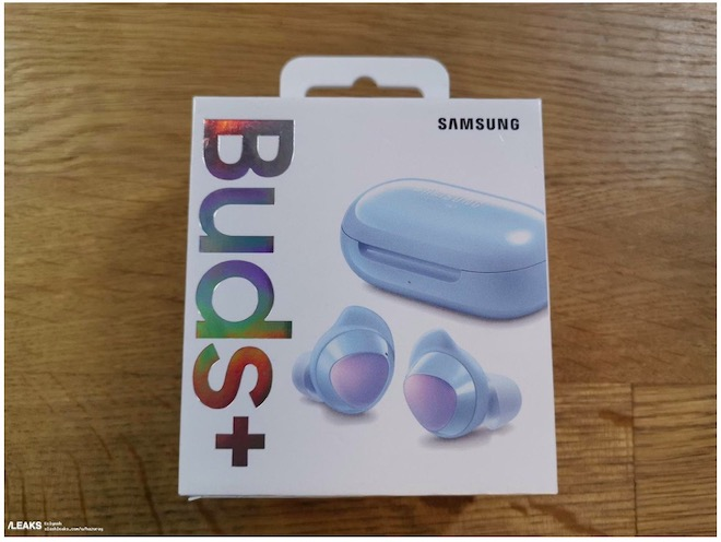 Lộ ảnh và thông tin đáng mong chờ của tai nghe không dây Samsung Galaxy Buds+ - 1