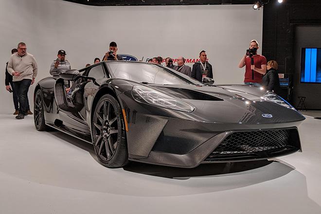 Cận cảnh Ford GT 2020 thế hệ mới mạnh 660 mã lực - 1