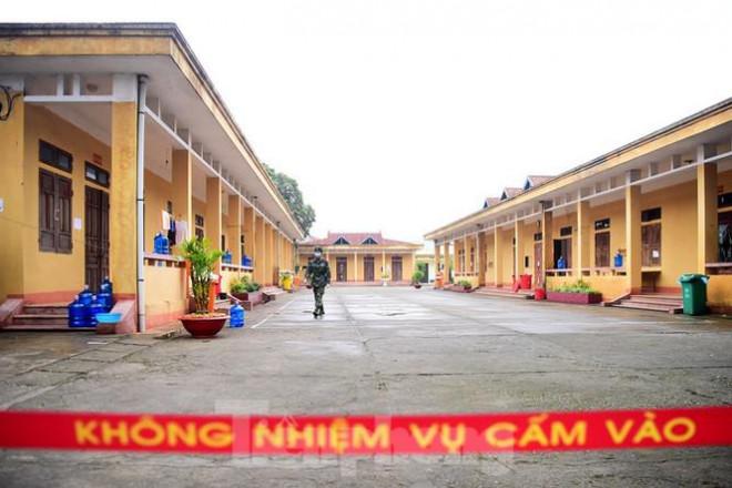 Một phụ nữ trốn khỏi khu cách ly theo dõi virus Corona ở Lạng Sơn - 2