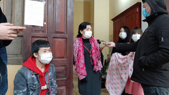 Người phụ nữ trốn khỏi khu cách ly quân đội hiện đang ở Trung Quốc