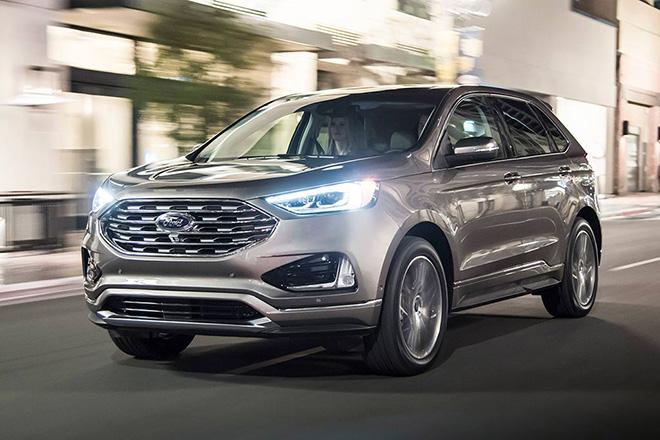 Top 10 mẫu SUV an toàn nhất năm 2020 - 2