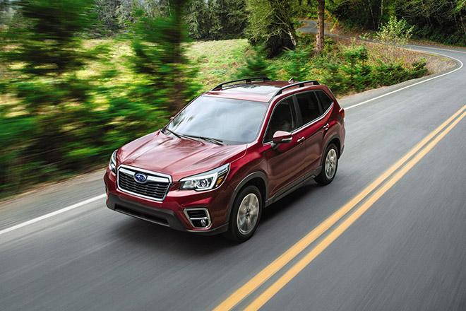 Top 10 mẫu SUV an toàn nhất năm 2020 - 7