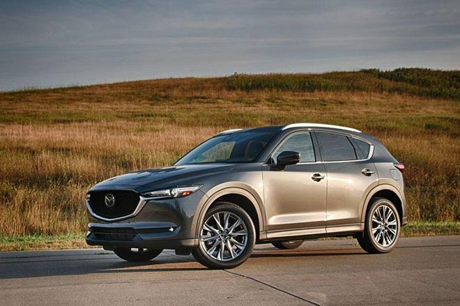 Top 10 mẫu SUV an toàn nhất năm 2020 - 8