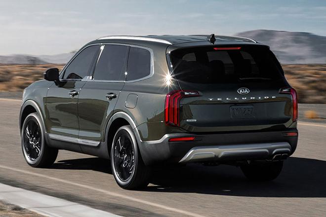Top 10 mẫu SUV an toàn nhất năm 2020 - 10