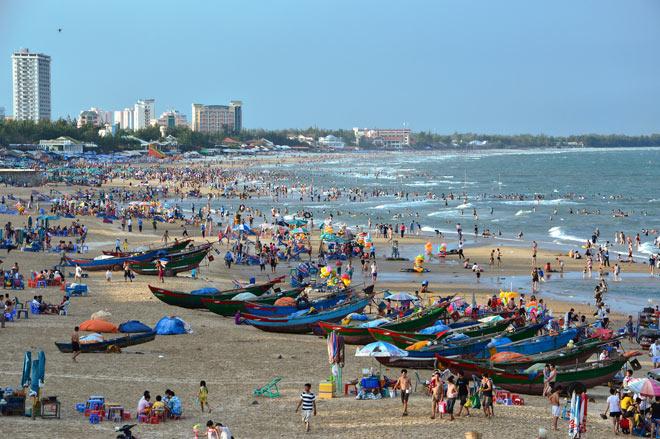 Lượng khách du lịch gia tăng, củng cố tiềm năng BĐS nghỉ dưỡng Bà Rịa - Vũng Tàu - 1