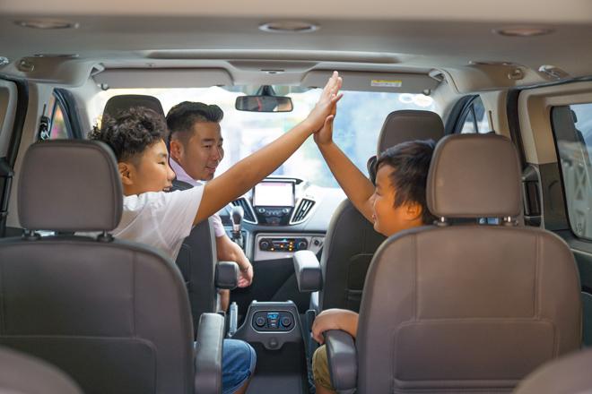 Tourneo – chiếc xe thích hợp cho mọi gia đình - 5